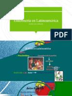 Enfermería en Latinoamérica.pptx