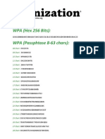 Wireless Passwords - PDF