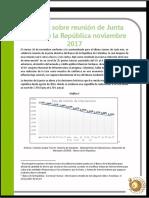 Informe Junta Noviembre 2017