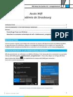 Lycee 4.0 - Academie de Strasbourg - Wifi avec Windows v1.4