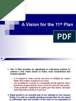 Vision 11plan