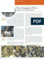 Adelphi College of Arts and Sciences News - The Anagama Kiln - Adelphi's Newest Masterpiece