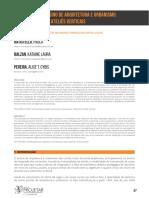 INTEGRAÇÃO NO ENSINO DE ARQUITETURA E URBANISMO_Experiencias atelies verticais_16612-Texto do artigo-52754-1-10-20190130