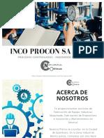INCO PROCON SA DE CV (1)