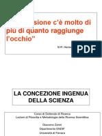 1_CONCEZIONE INGENUA DELLA SCIENZA bo11