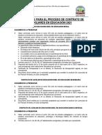 PRECISIONES PARA CONTRATO DE AUXILIARES EN EDUCACION 2021.pdf