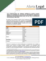 Alerta Legal - Sentencia 0161 levantamiento suspensión instrumentos tributarios mun (nov 2020)rvJG