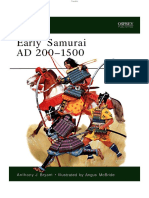 Osprey - Elite 035 - Early Samurai Ad 200-1500