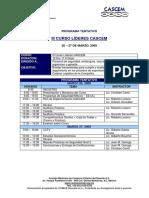 CASCEM 1_Programa III Curso Líderes 26-27 Marzo 2009