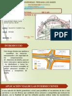 INTERSECCIONES _TRANSITO