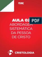 Aula_2_-_Abordagem_Sistemática_da_pessoa_de_Jesus_Cristo