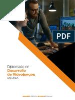 Plan de Estudios del Diplomado en Desarrollo de Videojuegos