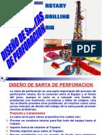 Cap 8 DISEÑO DE SARTA DE PERFORACION