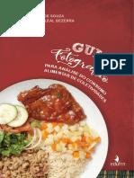 Guia fotográfico para análise do consumo alimentar de coletividades