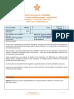 ACTIVIDADES PLAN DE MEJORAMIENTO RESULTADO DE APRENDIZAJE 2 lina domingues