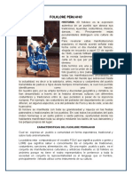 FOLKLORE PERUANO