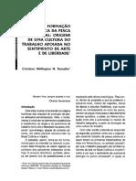 RAMALHO-Formacao historica pesca artesanal