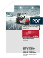 RX60 Operator manual 56348071042 FR 05-2013
