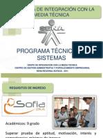 EXPO ProgramaTCSistemas