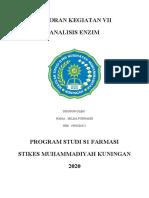 LAPORAN BIOKIMIA ANALISIS ENZIM - MILDA PURNAMI - 1948201021.docx