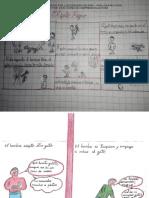 TRABAJO DE HISTORIETA DE LUIS FERNANDO ARI PARI  Y  PHOL CALATAYUD PARI