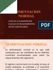 ALIMENTACION NORMAL