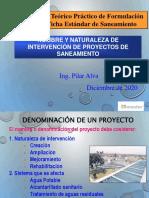 2. NOMBRE Y NATURALEZA DE PROY DE SANEMIENTO -SEMASTER.pdf