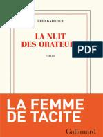Hedi.Kaddour.2021.La.Nuit.Des.Orateurs.French.Epub.NoGRP.epub