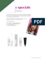 register 27 beauty specials