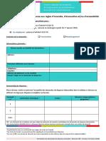 Formulaire demande de dispense v7-1