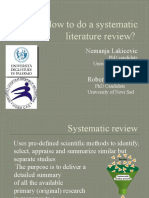 Systematic Review NL