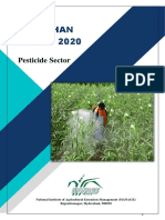Manthan Report -Pesticide sector