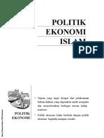 Politik Ekonomi Islam (2)