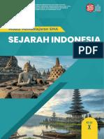 Modul Sejarah Indonesia Kelas X KD 3.8