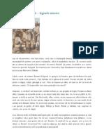 Condeiele lui Vodă – La Rovine  legende istorice