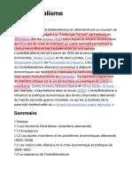 Ordoliberalismo FR Notas Wiki