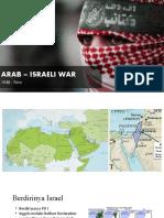 Konflik Arab Israel