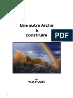 FRAZEE-UNE AUTRE ARCHE A CONSTRUIRE