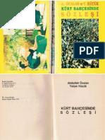 Yalçın Küçük & Abdullah Öcalan - Kürt Bahçesinde Sözleşi