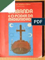 UMBANDA E O PODER DA MEDIUNIDADE