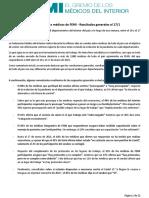 Sondeo COVID FEMI_Conclusiones