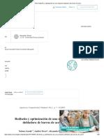 (PDF) Rediseño y optimización de una máquina dobladora de barras de acero
