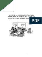 Herramientas Para Plan de Desarrollo Concertado (1)