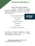 PRINCIPIOS ORÇAMENTÁRIOS.docx