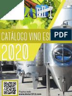 cava_2020 catálogo