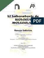 El Laboratorio de BIOLOGÍA MOLECULAR Cariaga Zapata 2007