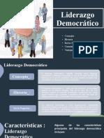 Liderazgo Democrático-Presentacion