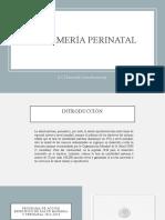 ENFERMERÍA PERINATAL