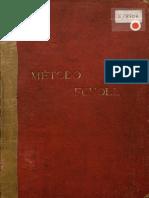 Funoll y Alpuente D. F. - Método Completo
