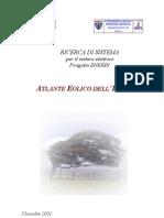 Atlante Eolico Italia